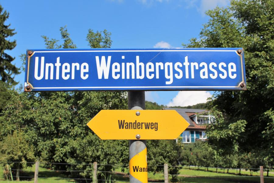 Weinbergstrasse