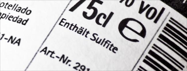 Enthält Sulfite