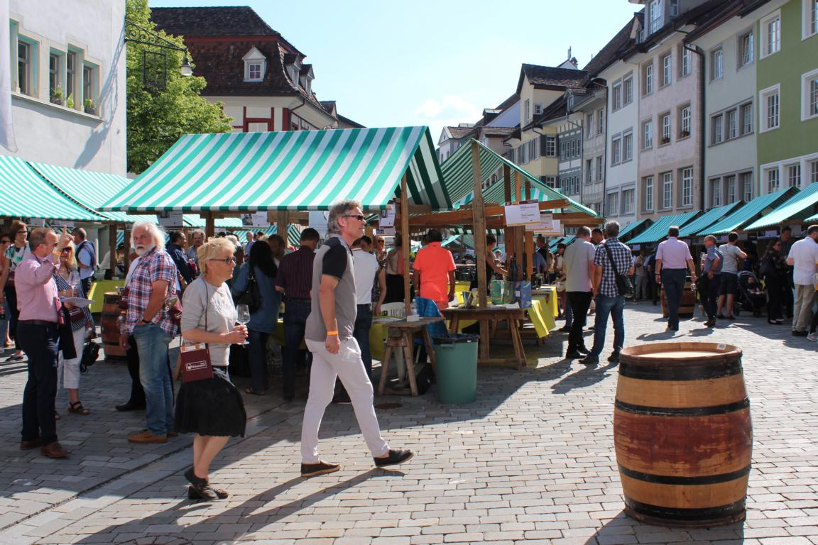 Impressionen Wiler Weinstrasse