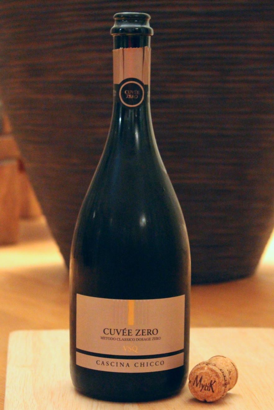 Cuvée Zero Cascina Chicco