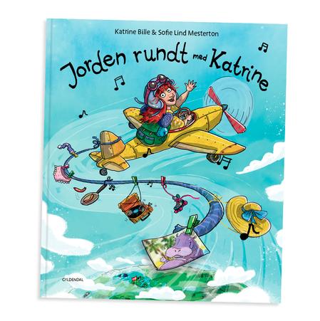 børnebog for Gyldendal