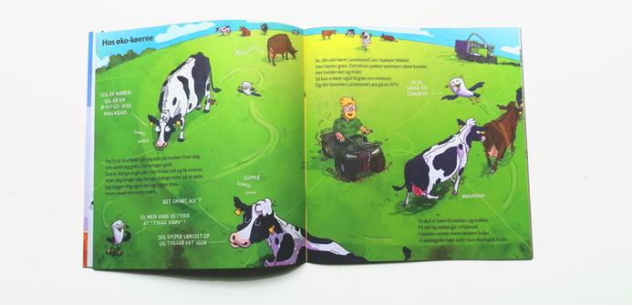 Illustration børnebog