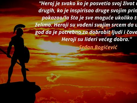 Put Heroja - Na putu ste da postanete Legenda!