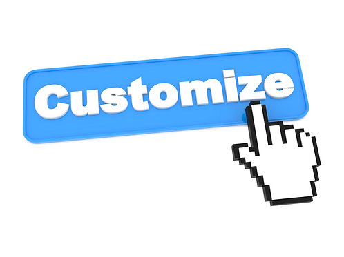 SPECIAL REQUEST NAME CUSTOMIZING