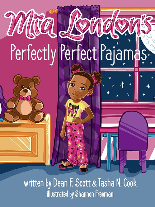 """Mia London's Perfectly Perfect Pajamas 1st Edition"