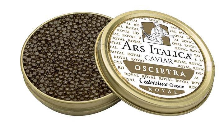 Caviar/Oscietra Royal