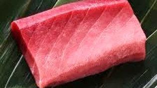 Chu-Toro Blue Fin Tuna (Saku)
