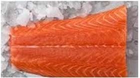 Fresh Atlantic Salmon (Tail)