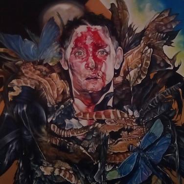 Portrait of Nicola Hunter