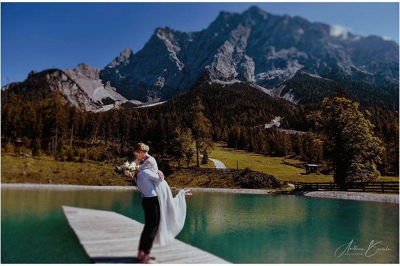 Ammersee Hochzeitsreportage