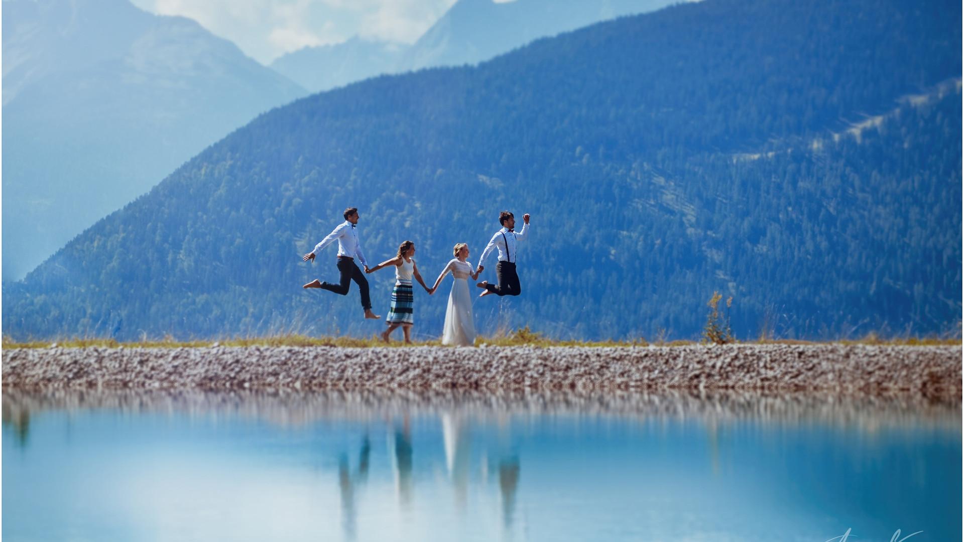 Hochzeitsfotografie Chiemsee