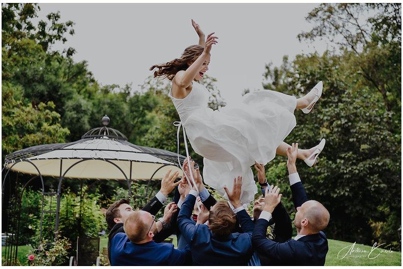 Hochzeitsfotograf in Passau