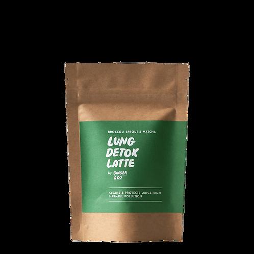 Buy Lung Detox Broccoli Latte Online   Ginger & Co