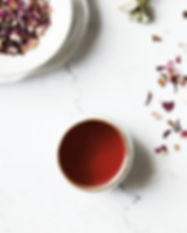 Buy Rose Hibiscus Tea Online | Ginger & Co