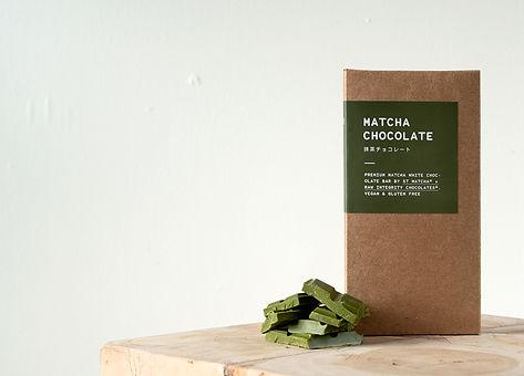 Matcha Chocolate by St Matcha