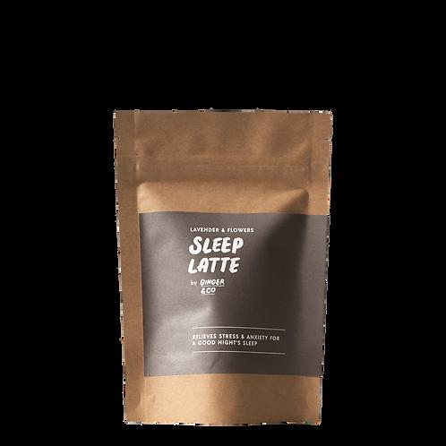 Buy Lavender Sleep Latte Online | Ginger & Co