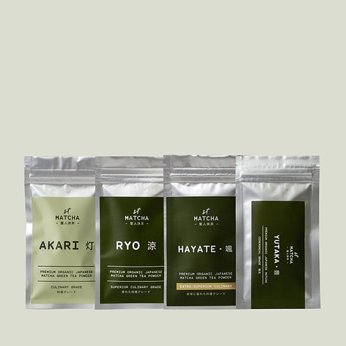 St Matcha Organic Matcha Green Tea Powder