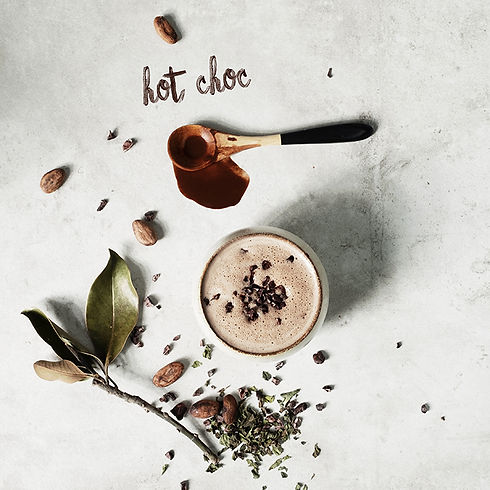 Buy Mint Matcha Cacao Hot Chocolate Drink | Ginger & Co