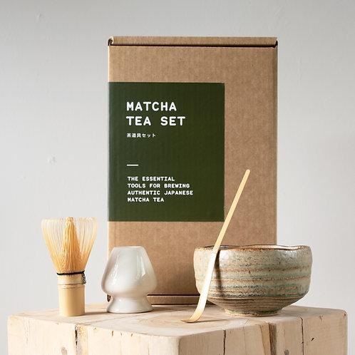 Japanese Matcha Tea Set by St Matcha