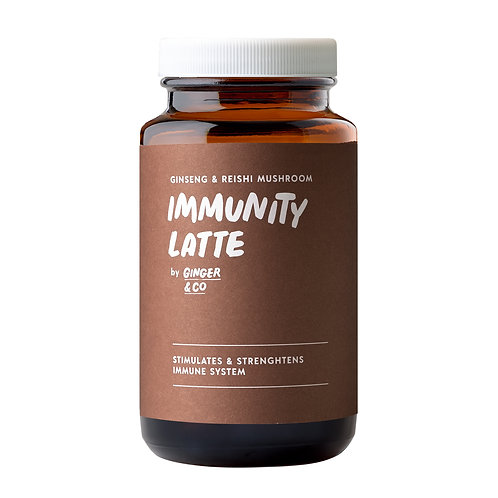 IMMUNITY LATTE
