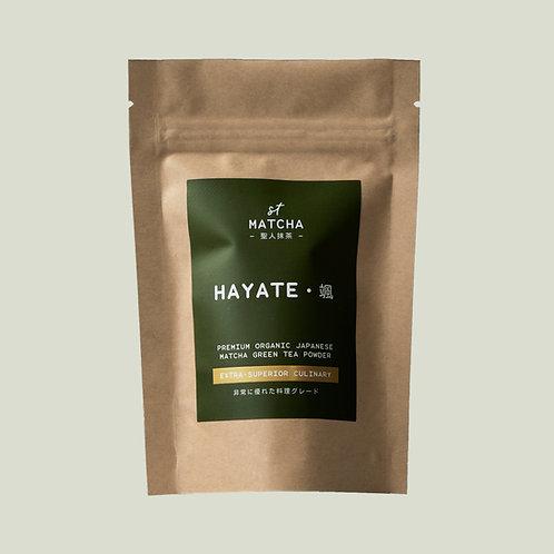 St Matcha Organic Japanese Matcha Powder | HAYATE