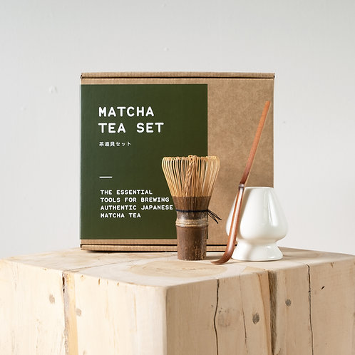 Japanese Matcha Gift Set by St Matcha