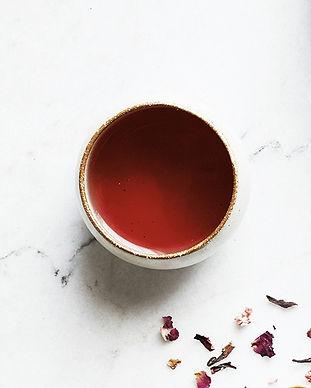 Buy Rose Hibiscus Tea Online | Ginger & Co