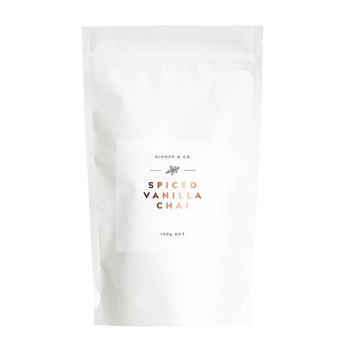 Buy Vanilla Chai Latte Online   Ginger & Co