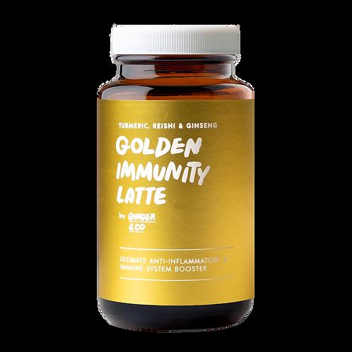 GOLDEN IMMUNITY LATTE