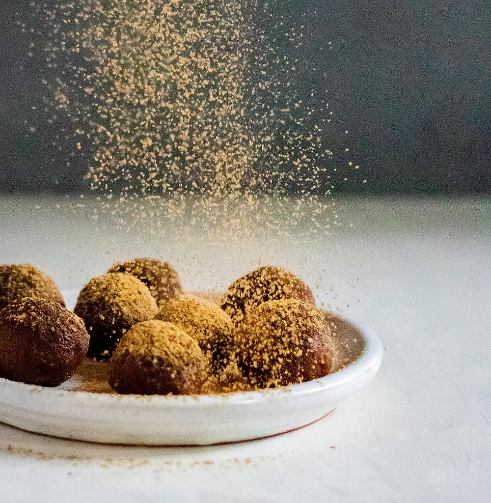Blissful Ginger Balls