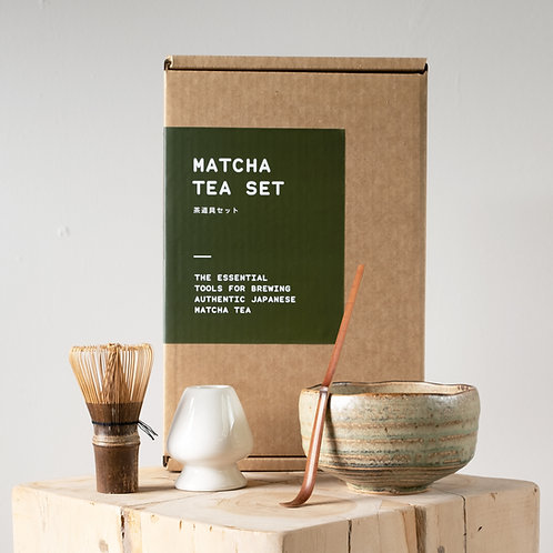 Japanese Matcha Tea Set by St Matcha