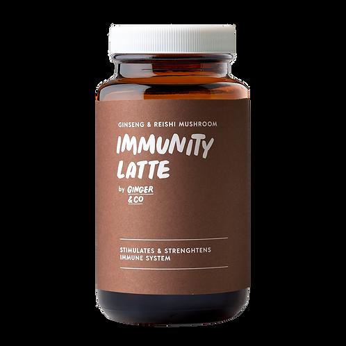 Buy Immunity Reishi Mushroom Latte Online | Ginger & Co