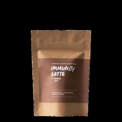 Buy Immunity Reishi Mushroom Latte Online   Ginger & Co