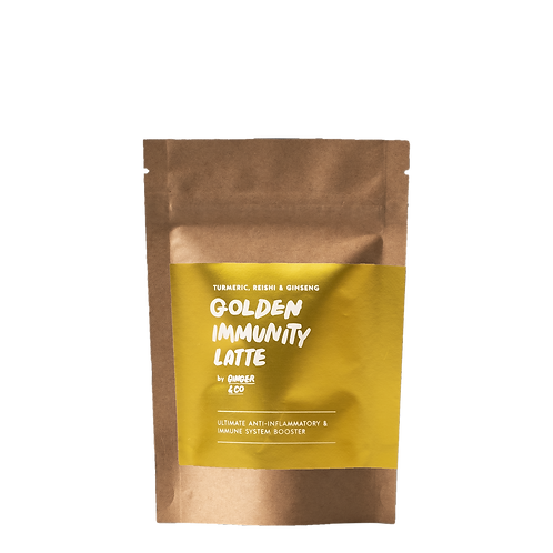 GOLDEN IMMUNITY LATTE (Sample)