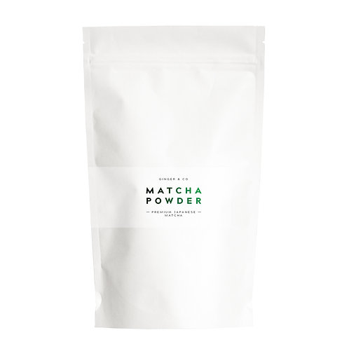 Buy Japanese Matcha Powder Online   Ginger & Co