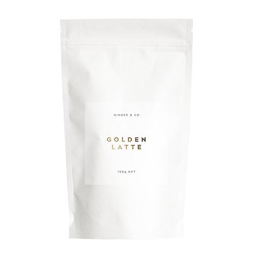 Buy Golden Latte Mix | Ginger & Co