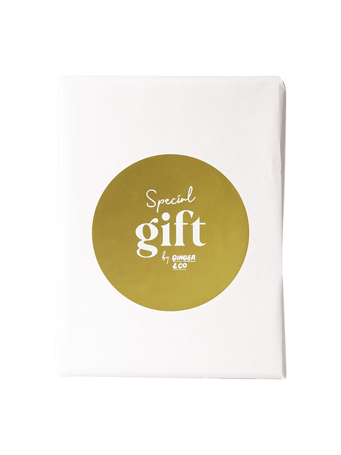 Gift Wrapping by Ginger & Co