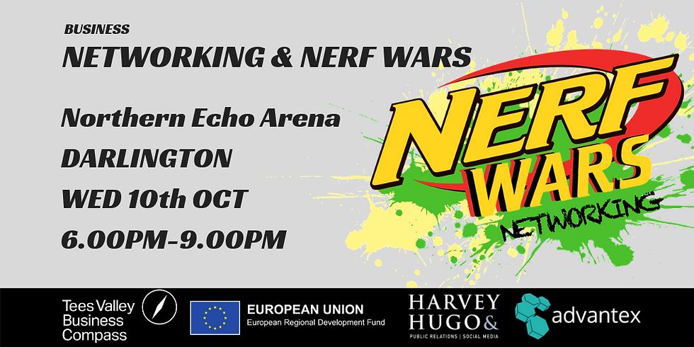 Networking & NERF Wars