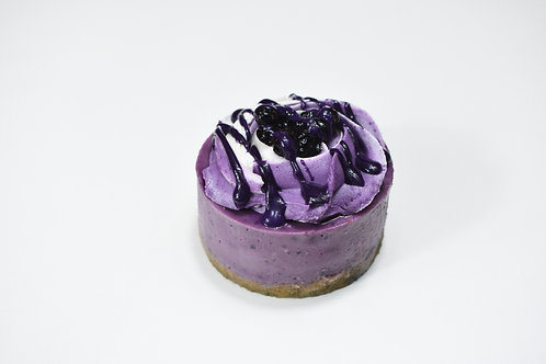 Lemon & Blueberry Cheesecake
