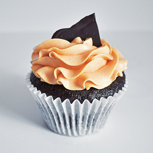 Chocolate & Orange Cupcake