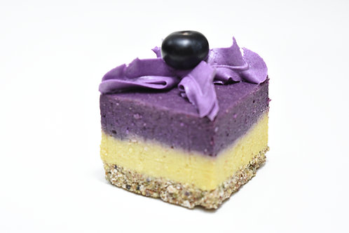 Lemon&Blueberry cheesecake