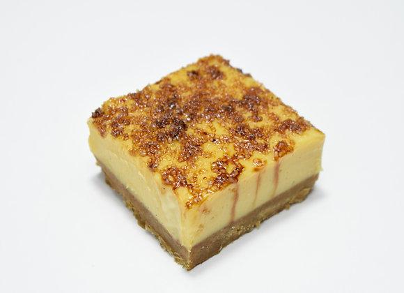 Creme Brulee Square Box of 4