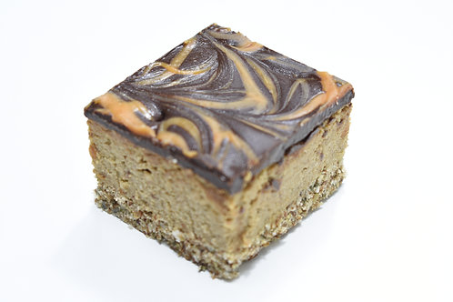 Vegan Peanut Square