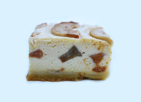 Apple pie cheesecake Box of 4