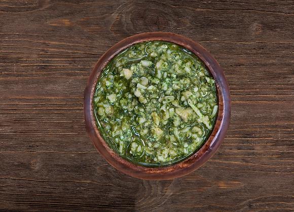 Basil pecorino Pesto