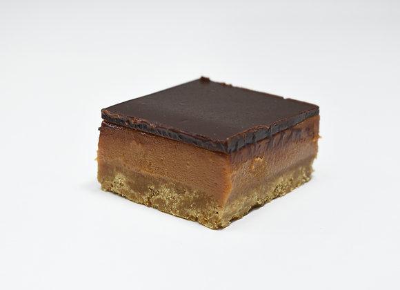 Salted Caramel Slice Box of 4