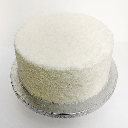 Ginger and Coconut Cake