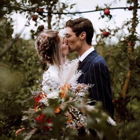 Amsterdam wedding - Fruittuinen van West