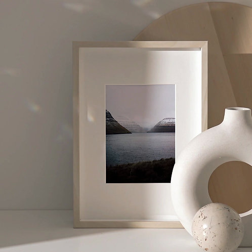 Faroe Islands print II