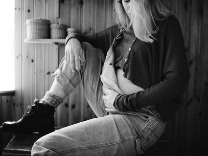 What I want you to know about pregnancy photoshoots